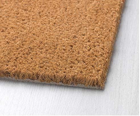 Daylor 30 x 18 Coir Doormat Entry Door Mat Funny Definitely Not A Crack House
