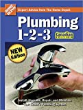 Plumbing 1-2-3, Home Depot Books Staff, 0696228114
