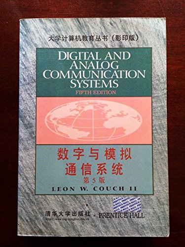 Digital and Analog Communication Systems, 5th Edition (Photocopy Edition)