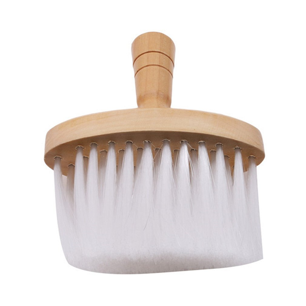 VWH 1 Pcs Balais à Cou Brosse à Cheveux pour Salon de Coiffure Yingwei