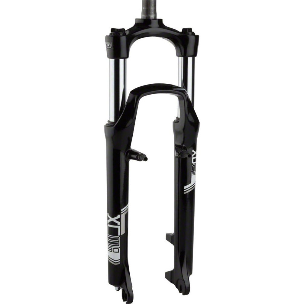SR Suntour XCM Suspension Fork 26'', 1'', 255mm threadless steerer, 100mm travel: