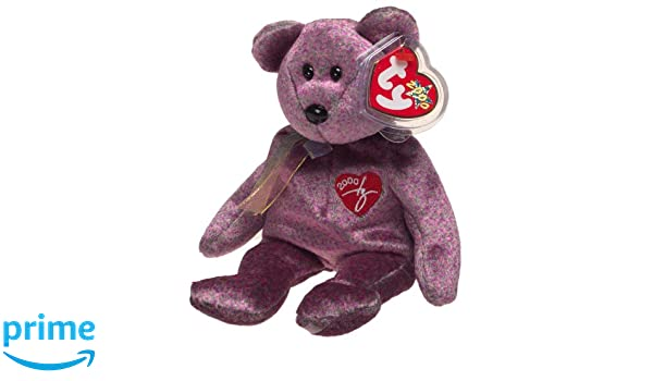 2000 Signature Bear Beanie Baby (Current) 2c18fe14b2e