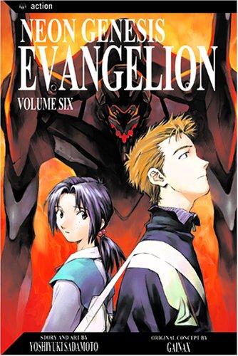 Neon Genesis Evangelion, Volume 6
