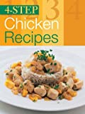 4-Step Chicken Recipes, Total Publishing Staff, 1402707304