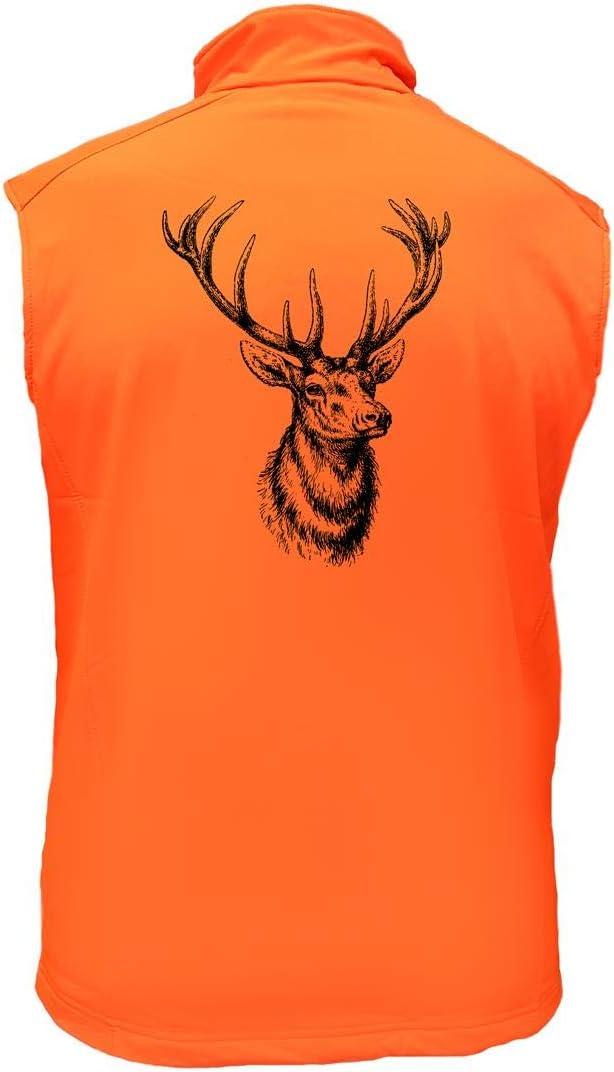 Ideas Regalos Cazadores AtooDog Camiseta de Caza Ciervo
