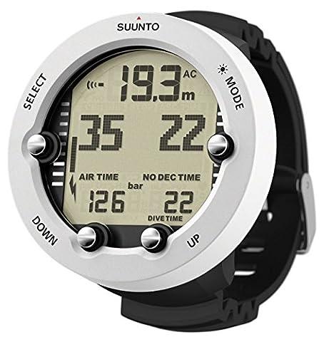 Suunto Vyper Novo with USB Wrist Scuba Computer - White - Dive Computer Discount