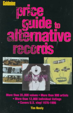 Goldmine's Price Guide to Alternative Records by Brand: Krause Publications