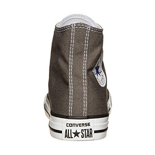 Converse Unisex Kids' Chuck Taylor Ct a/S Sp YTH Hi Canvas Fitness Shoes Brown (Charcoal 010) 1Xqs8U