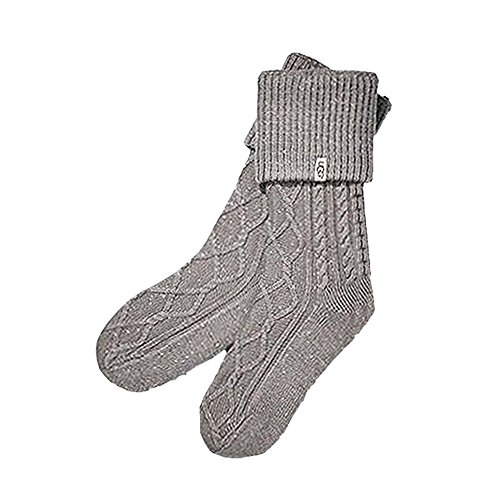 Ugg Boots Socks (UGG Women's Shaye Tall Rainboot Sock, Seal, O/S)