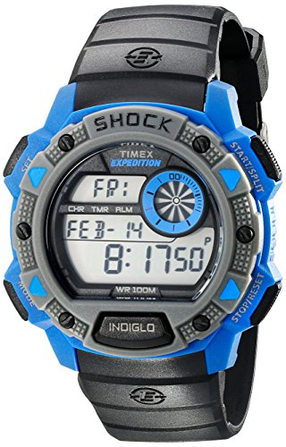 Timex TW4B00700 Expedition Shock Black product image