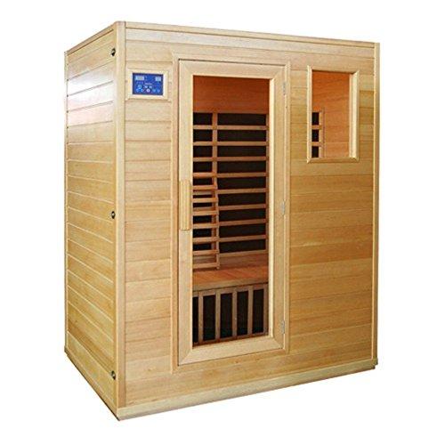 Great American Sauna Company M Series 3 Person Sauna
