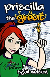 Priscilla The Great by Sybil Nelson ebook deal