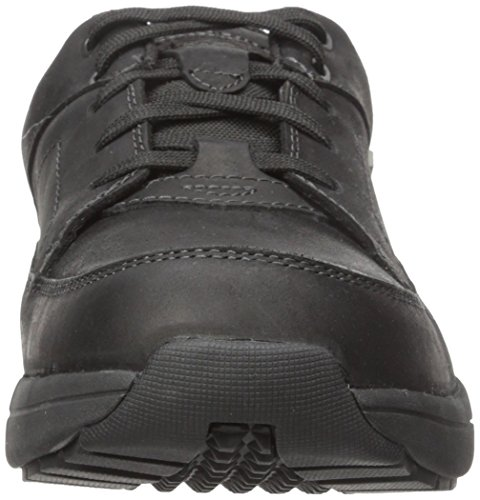 Dunham Mens Stephen-dun Oxford Svart