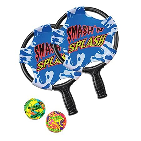 Poolmaster 72717 Smash n Splash Paddle Ball Game: Amazon.es ...