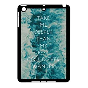 Bible verse Custom Protective Phone Case for iPad Mini by Nickcase
