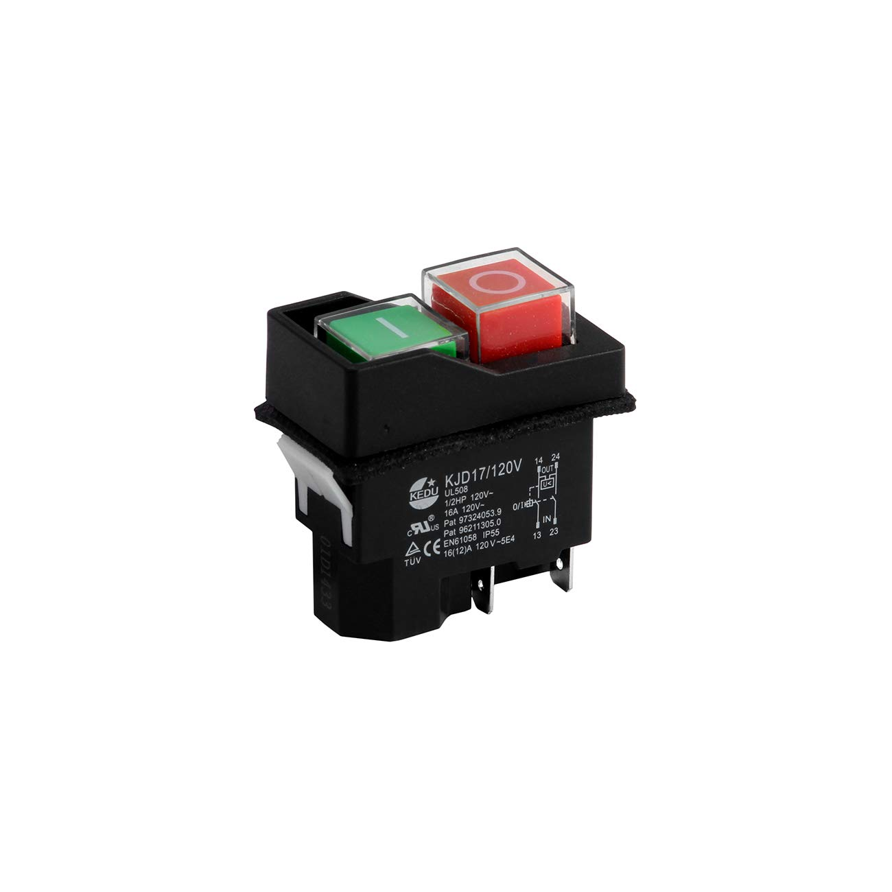 ALFA International MC-12-39 On/Off Switch for MC-12 Meat Grinders