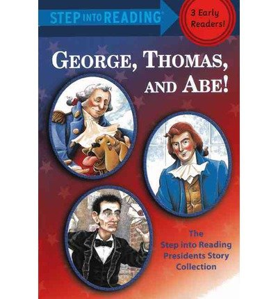 The Step into Reading Presidents Story Collection