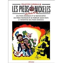 PIEDS NICKELÉS T30 (LES)