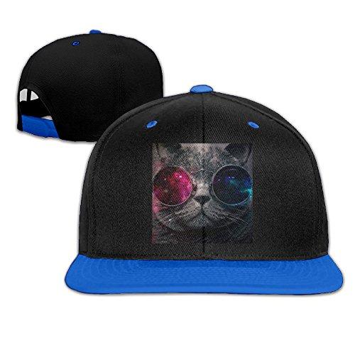 Galaxy Cat With Sunglass Unisex Fashion Baseball - James Sunglasses Lebron