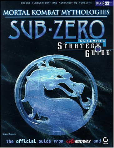 mortal-kombat-mythologies-sub-zero-ultimate-strategy-guide-official
