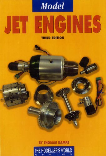Model Jet Engines (Modeller's World) 3rd edition by Kamps, Thomas (2005) Paperback