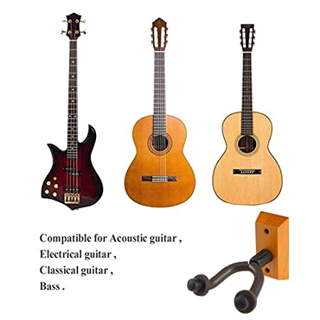 Xiangpian183 - Gancho para Colgar en la Pared, para Guitarra ...