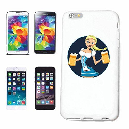 "cas de téléphone iPhone 7S ""Oktoberfest Wiesn baccalauréat Fairground Hofbräu Reeperbahn"" Hard Case Cover Téléphone Covers Smart Cover pour Apple iPhone en blanc"