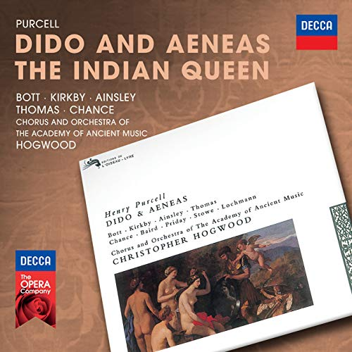- D. Purcell: The Indian Queen - Additional Act-Masque to Purcell's Opera - Edited Andrew Pinnock & Margaret Laurie - Make Haste, Make Haste To Put On Love's Chains