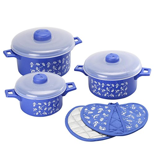 Microwave Pot Holder Set