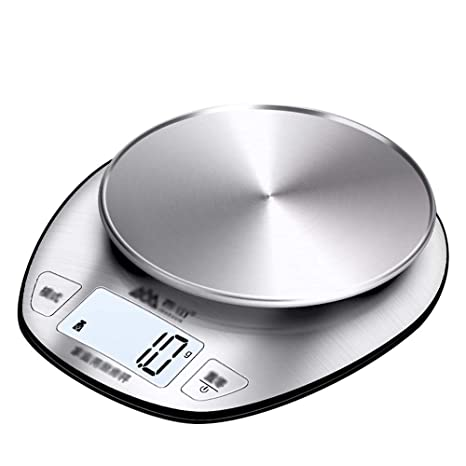 cece64f4ba8c Amazon.com: DDSS Kitchen Scale - Stainless Steel, High Precision ...