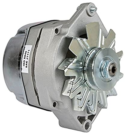 amazon com db electrical adr0334 alternator for 105 amp delco rh amazon com
