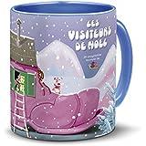 Tasse céramique My Mug - Décor de l'émission Les visiteurs de Noël de 1979-80 collector