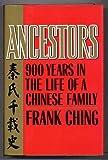 Ancestors, Francis D. K. Ching, 0688044611