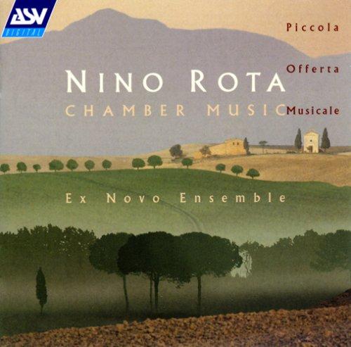 Price comparison product image Nino Rota: Chamber Music
