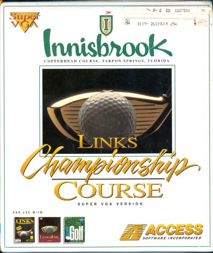Links: Championship Course - Innisbrook: Copperhead Course, Tarpon Springs, (Copperhead Springs)