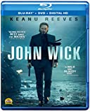 Image of John Wick [Blu-ray + DVD + Digital HD]