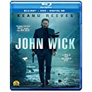 John Wick [Blu-ray + DVD + Digital HD]