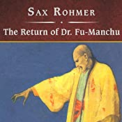 The Return of Dr. Fu-Manchu   Sax Rohmer