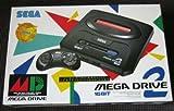 Sega mega drive 2 console Japanese version genesis system