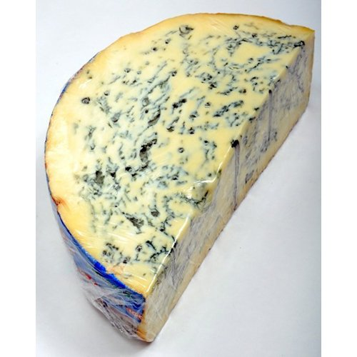 Mountain Gorgonzola Cheese (Whole Wheel) Approximately 15 Lbs by Gourmet555
