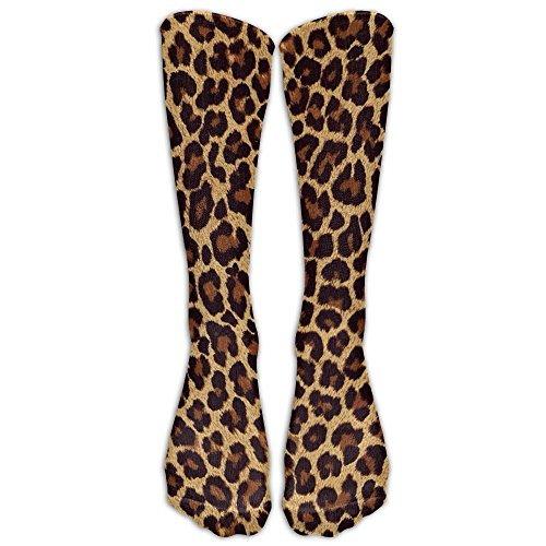 Cool Cheetah Leopard Stockings Long Tube Socks, Great Quality Classics Knee High Socks Sports Socks For Women Teens Girls
