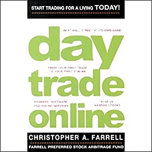 Day Trade Online Audiobook