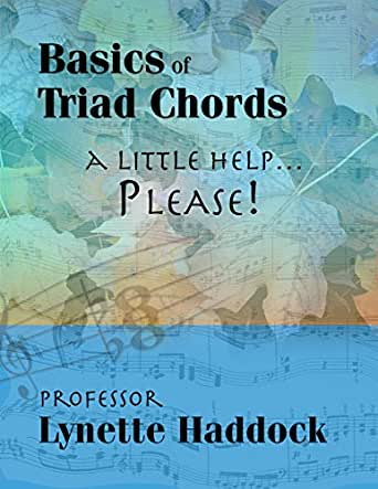 Basics Of Triad Chords A Little Helpease Kindle Edition By