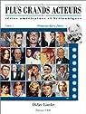 Les plus grands acteurs des séries américaines et britanniques, volume 1 par Liardet