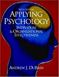 img - for Applying Psychology book / textbook / text book