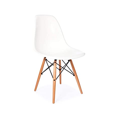 Astonishing Amazon Com Eames Replica Dsw Mid Century Modern Dining Pdpeps Interior Chair Design Pdpepsorg