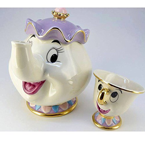 Beauty Beast Mrs Potts Teapot product image