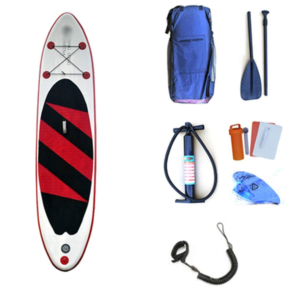 EVERAIE Sup Hinchable, Lake Travel Inflable Stand Up Paddleboard ...