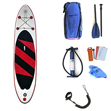 EVERAIE Sup Hinchable, Lake Travel Inflable Stand Up ...