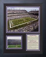 Legends Never Die Baltimore Ravens Stadium Framed Photo Collage, 11 by 14-Inch